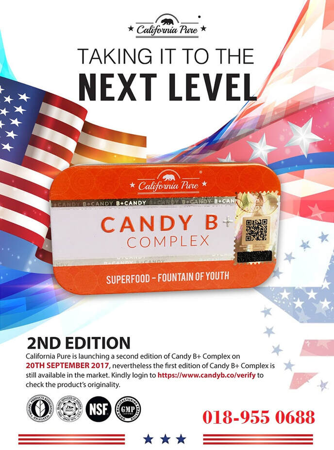 Candy B 2nd Edition